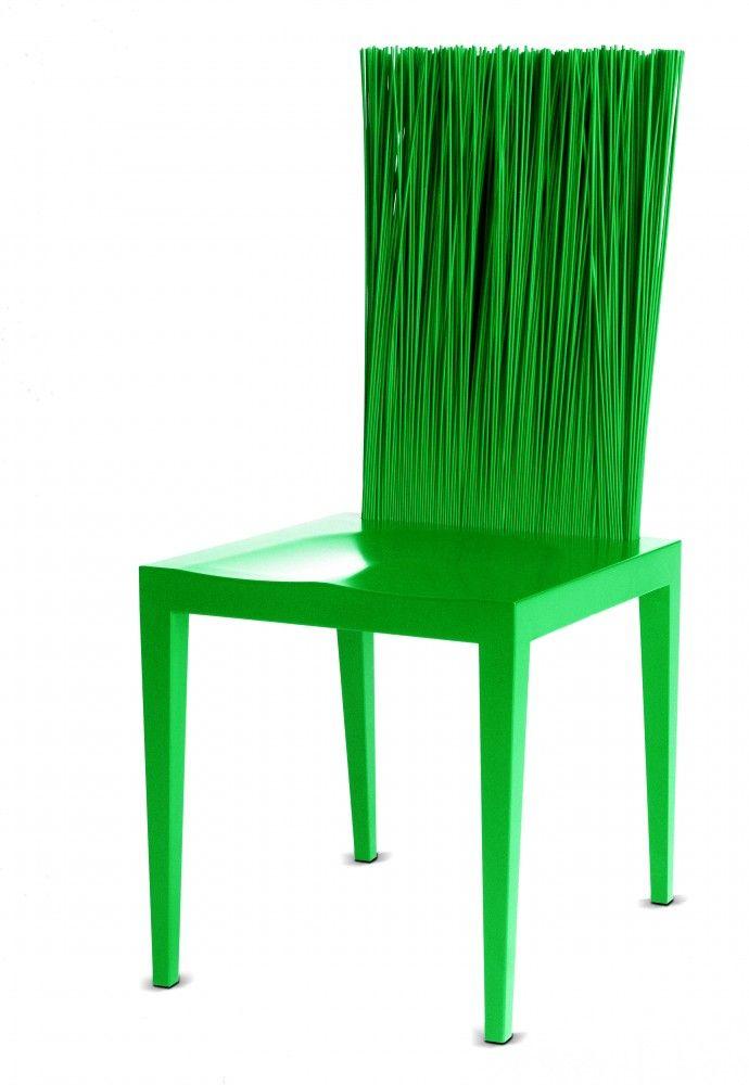 Mobiliário Contemporâneo Nacional Móvel: Cadeira Janette Designer(s): Irmãos Campana Ano: 1999 Características: praticidade; simplicidade e funcionalidade; formas inusitadas.