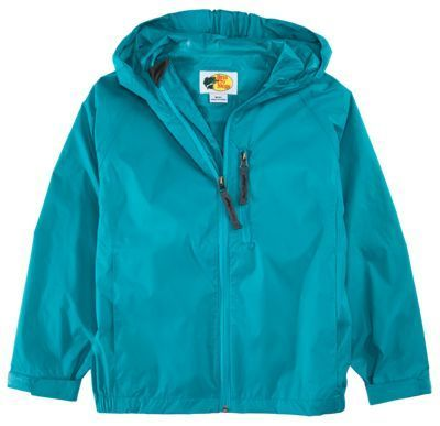 """Bass Pro Shops Packable Rain Jacket for Youth - Blue Mist - 10-12: """"""""""""Bass Pro Shops Packable Rain… #Fishing #Boating #Hunting #Camping"""