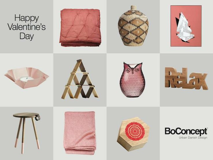 Happy Valentine's day! From BoConcept