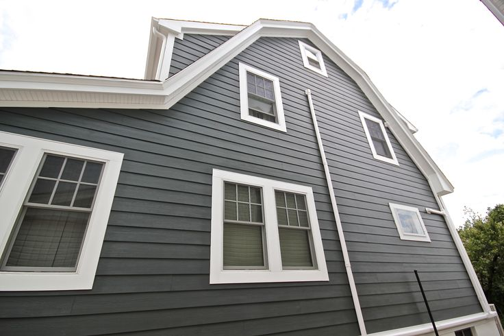 We completed this James Hardie Siding Project in Whitestone, NY. The color choice of HardieSiding was Iron Gray. This color gave the Whitestone home a very unique look. Our clients were extremely happy with their newly renovated home.