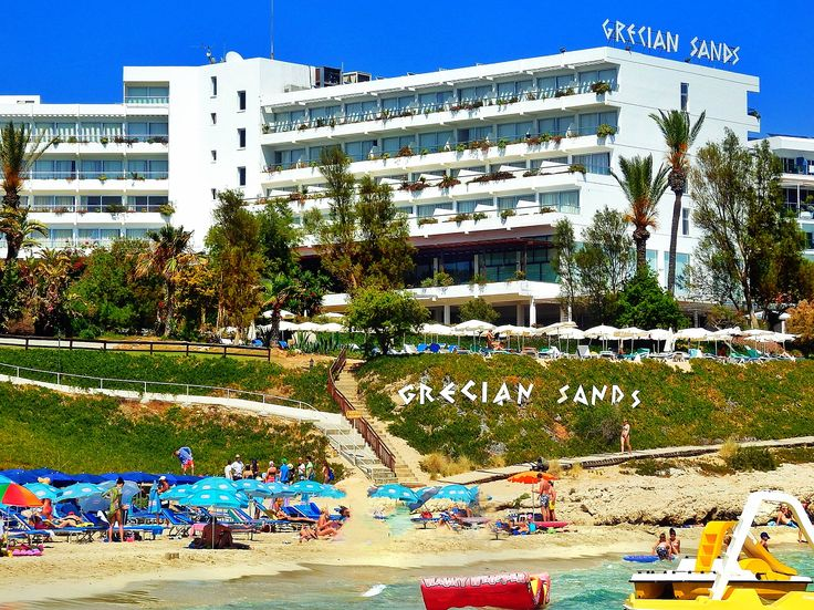 """The hotel is really nice, the staff was very friendly, and perfect position of the hotel! Straight on the beach!"" Our lovely guest ""Spike Z"" left us this awesome 5-star ‪#‎review‬, so are you feeling the same vibe? Create your own memorable moments at Grecian Sands Hotel Cyprus and then please fill us in on all the details, because the more we know from our guests, the better we become for our guests! So thanks for sharing! Read more: http://bit.ly/1Ek1l5y #Cyprus #beach #ayianapa"