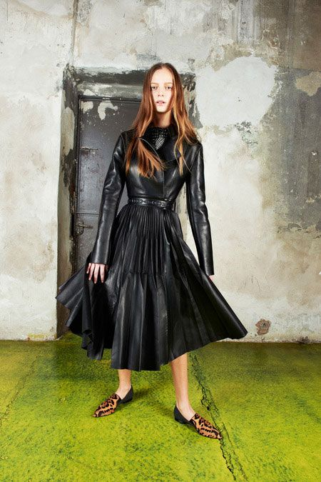 The Best Coats From Pre-Fall 2014 - Vionnet