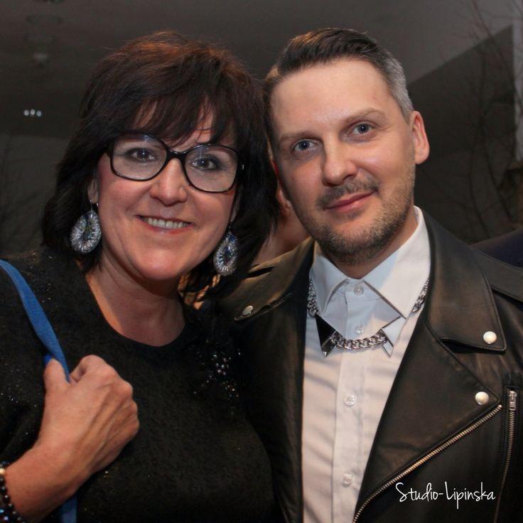 Gala Amber Look2015 z Mariuszem Przybylskim
