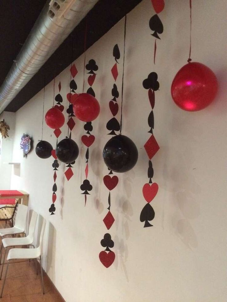 Casino Theme Party Decorations Ideas Part - 30: Las Vegas Birthday Party Ideas