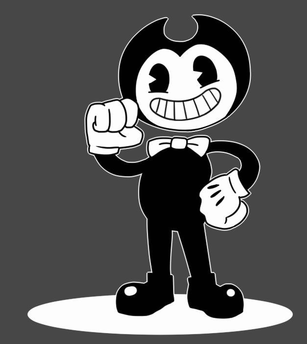 294 best bendy and the ink machine fanart images on for Bendy and the ink machine coloring pages