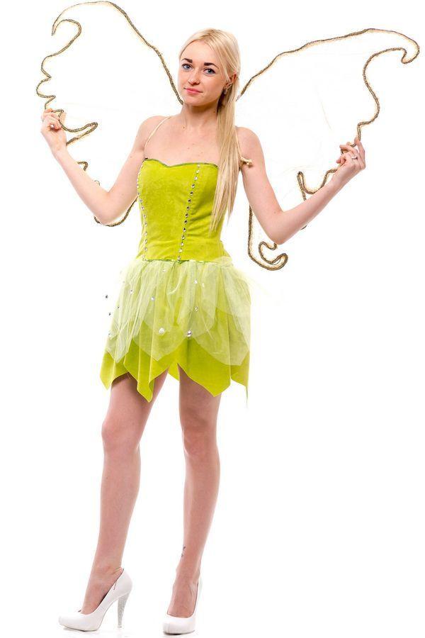 Казкова Тінкер Белл | Fairy Tinker Bell #fairies #fantasy #dress #FairyTinkerBell