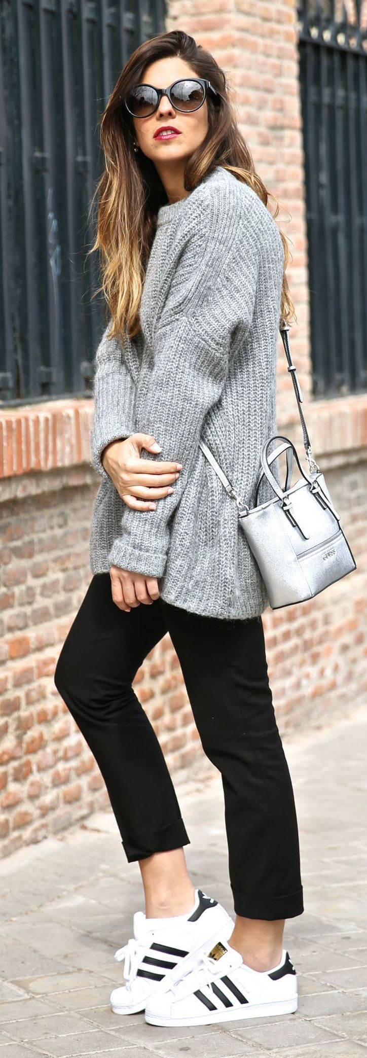 Cozy Casual Inspiration Outfit by TrendyTaste