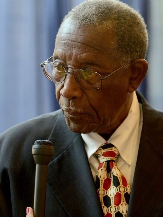 """Civil Rights Activist Endorses Donald Trump for President - Charles Evers – """"I haven't seen any proof of him being a racist."""""""