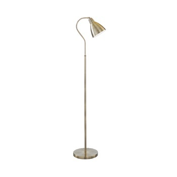 16 best reading lamps images on pinterest reading lamps floor a slim floor lamp with a swan neck and moveable head ideal for reading mozeypictures Choice Image