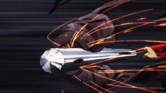 One Punch Man - Metal Bat & Bang VS Melzalgald