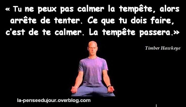 "C comme ""Calme"""