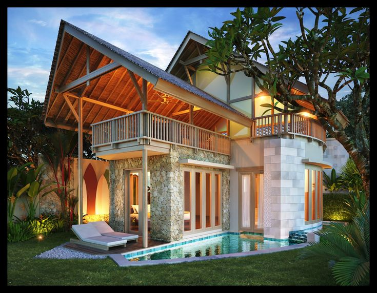 Architecture Balinese Style House Designs Natural Home Plans Contemporary.  Charter High School For Architecture And
