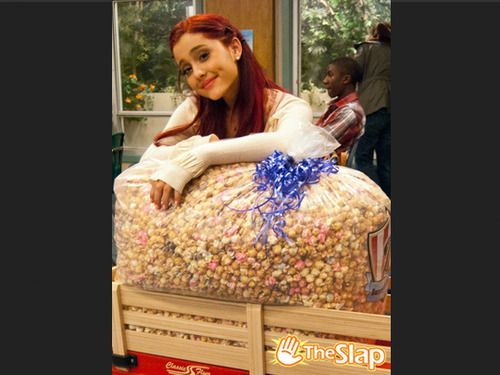 Bibble Candy Popcorn: 258 Best Ariana Grande Images On Pinterest