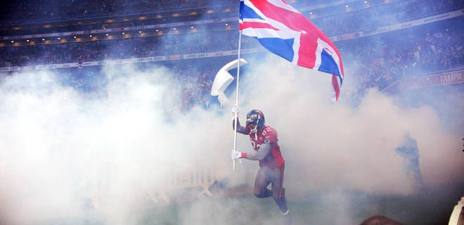 NFL to stage two games a season in London? Yes, please!