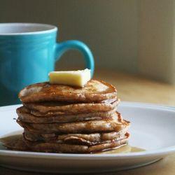 Cinnamon Bacon Pancakes: the ultimate breakfast