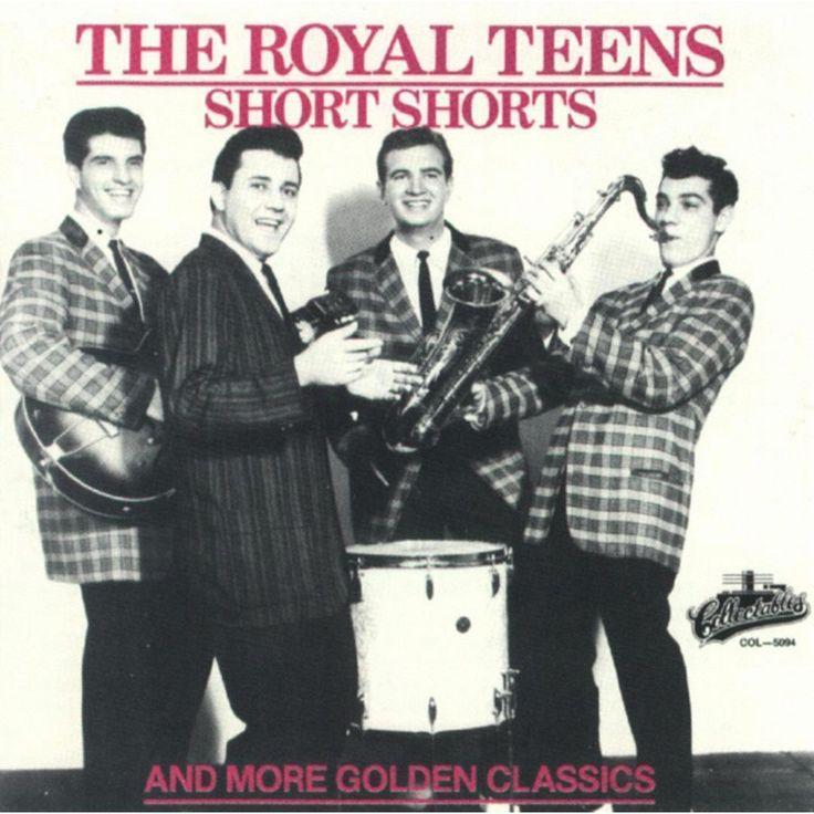 Royal Teens - Short Shorts: Golden Classics (CD)