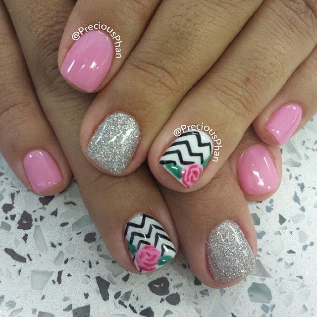 Instagram photo by preciousphan #nail #nails #nailart