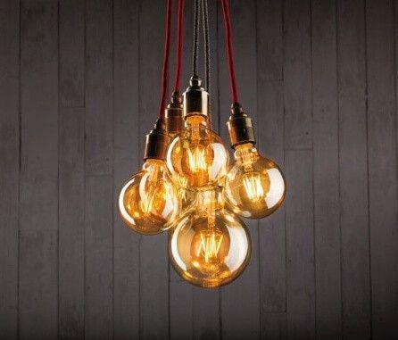 Retro LEDs Wow Der Hingucker Im Wohnzimmer Diese Sehen Nicht Nur Absolut