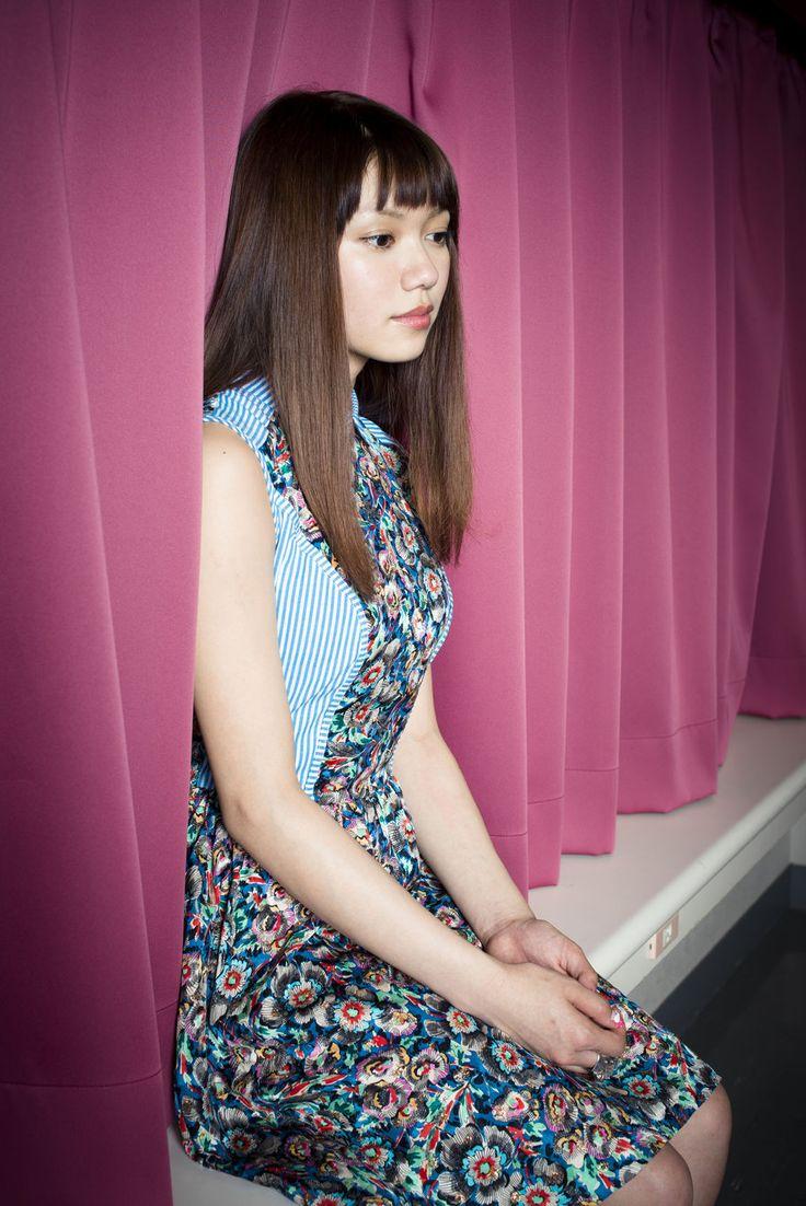 【ELLE】「小さいころから面白い人が好き」|エル・オンライン 二階堂ふみ FUMI NIKAIDO Japanese actor