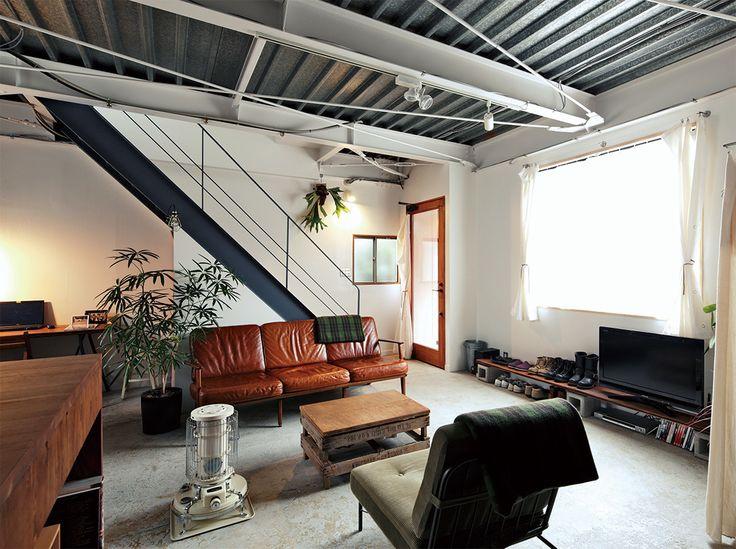ローコストで叶える。 郊外のテナントビルを住宅にコンバージョン | スミカマガジン | SuMiKa
