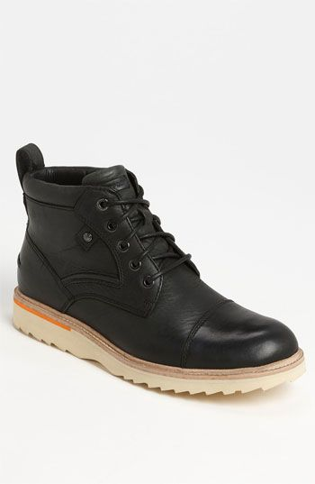 Rockport® 'Union Street' Cap Toe Boot available at #Nordstrom
