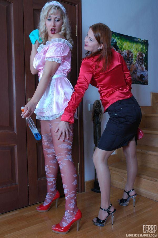 Sissy Lesbian Training 59