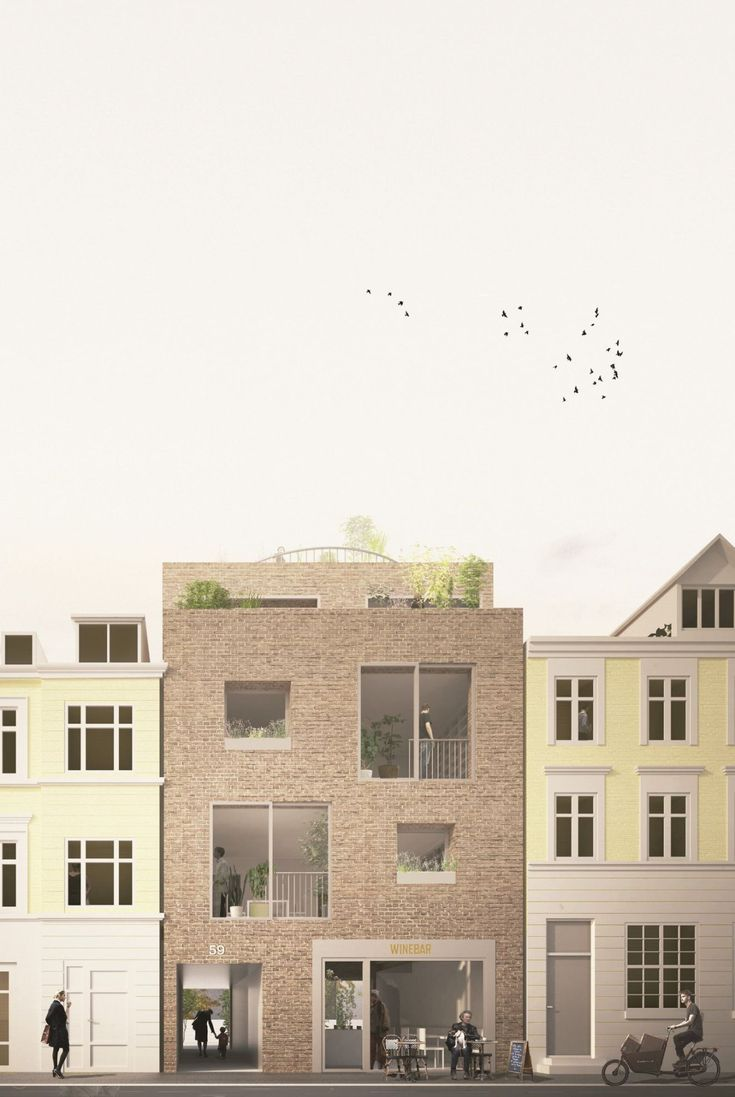 Elding Oscarson . Townhouse . Århus (1)