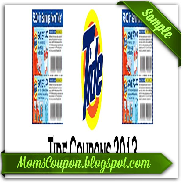 printable Tide coupons 20 February 2015