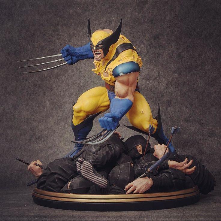 116 best my prints images on pinterest - Wolverine cgi ...