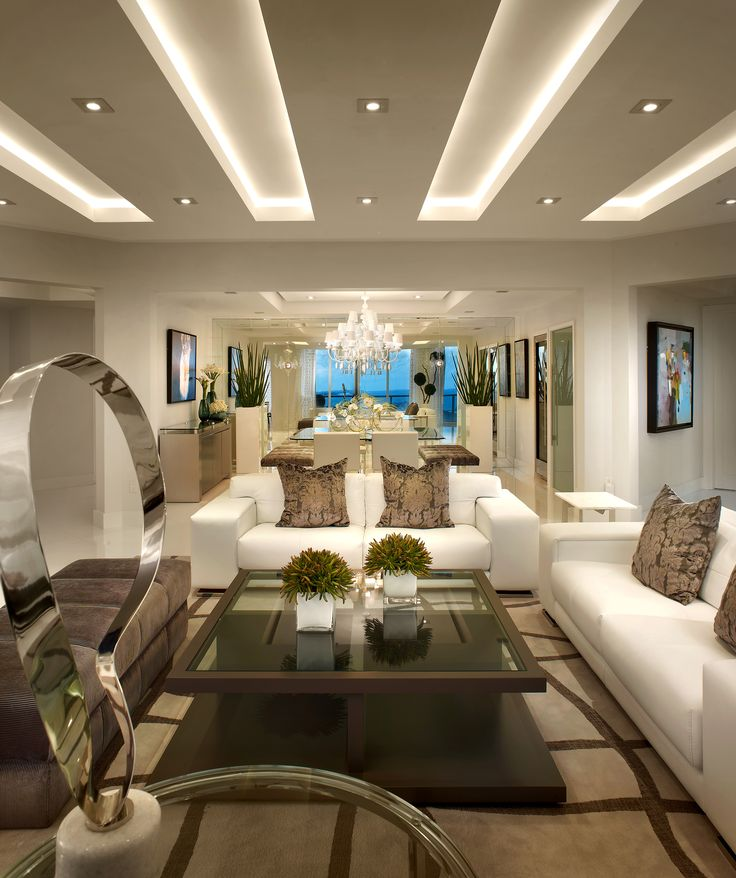 25 best interiors by steven g images on pinterest design - Interior design ceiling living room ...