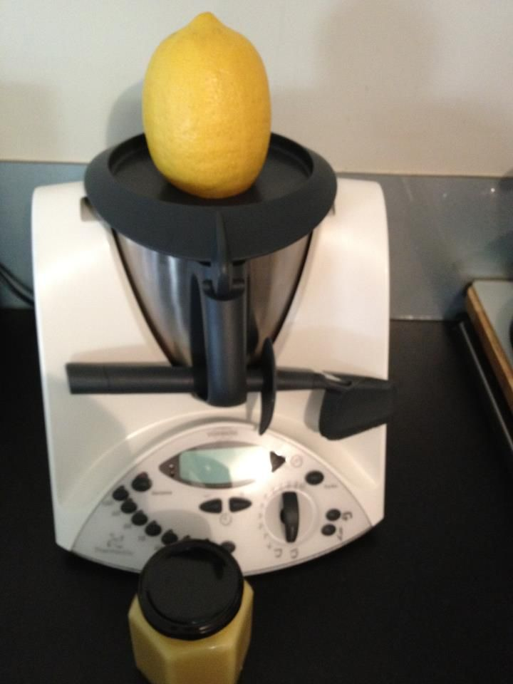 Nat's Thermomixen in the Kitchen: Lemons & Thermomix