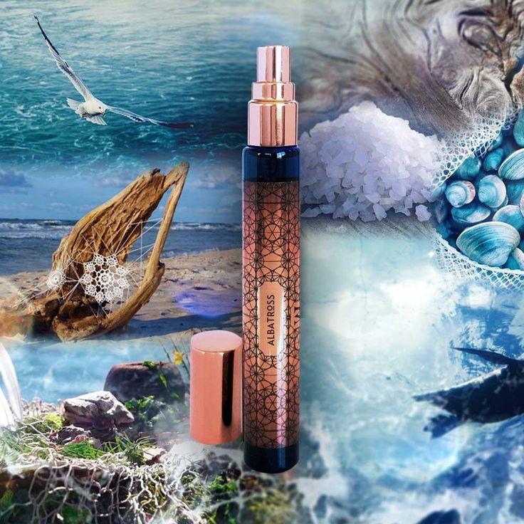 Albatross Artisan Perfume: Best AQUATIC/ MARINE Fragrance for Men and Women