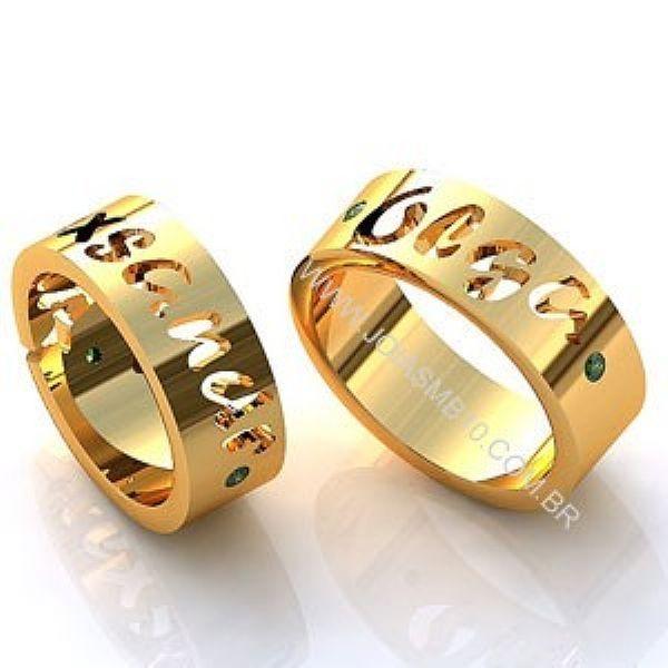 Alianças de Casamento Santa Maria