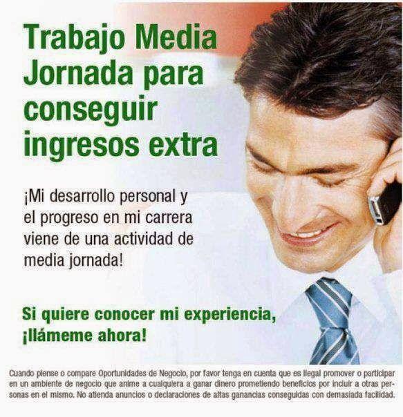 Nobleoportunidad: Trabajo media jornada para conseguir ingresos extr...