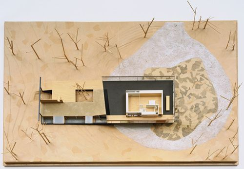MoMA | The Collection | O.M.A. (Office for Metropolitan Architecture), Principal architects: Rem Koolhaas, Gro Bonesmo and Project management: Jeroen Thomas. A Dutch House, Holten, The Netherlands. 1993