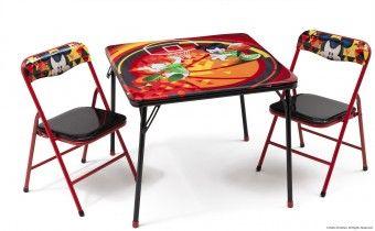 Dětský stůl s židlemi Mickey III