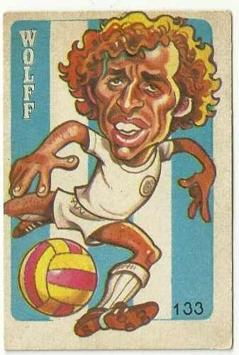 Wolff - Real Madrid #133 1979
