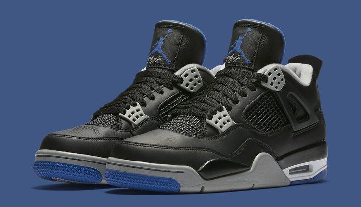air jordan 4 black royal release date