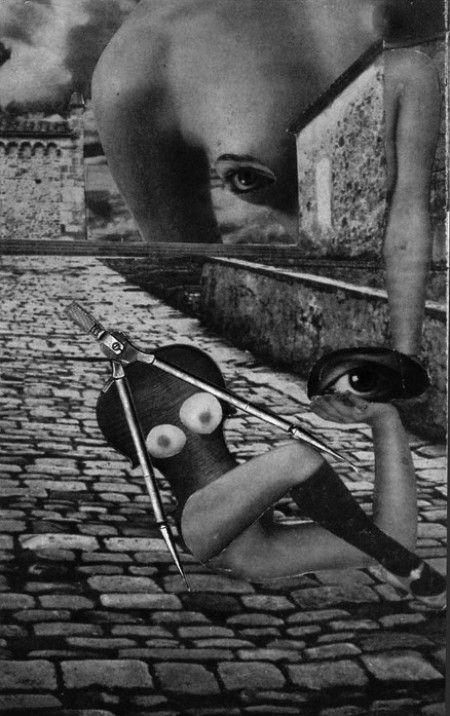 karel teige - Collage 1936