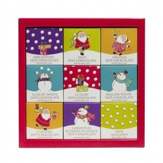 Christmas Hot Chocolate Selection Gift Set | Christmas Gift Sets | Tea & Coffee Gifts | Whittard of Chelsea