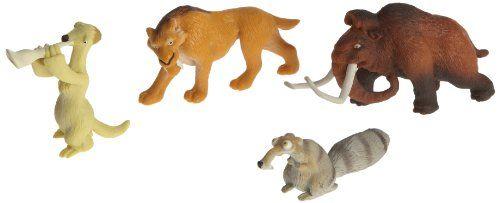 Lansay - 12603 - Figurine - L'Age de Glace - Pack de 4 - Manny / Sid / Diego / Scrat Lansay http://www.amazon.fr/dp/B006VUNJV0/ref=cm_sw_r_pi_dp_kTVOub06Z3KVQ
