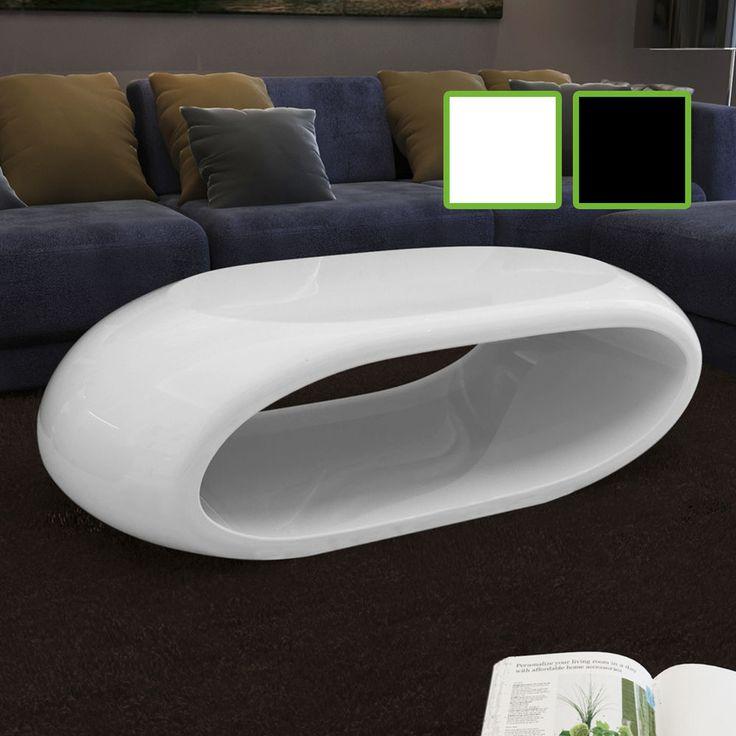 218 best Couch- und Beistelltische images on Pinterest Couch - wohnzimmertisch hochglanz weiß