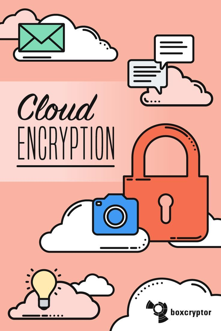 What is important for the selection of an encryption