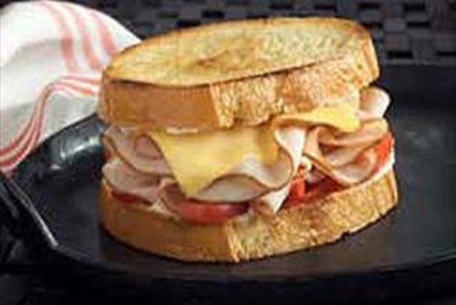 One Arizona Turkey Grill, coming right up! Treat yourself to a quick and tasty sandwich hot off the skillet or griddle.