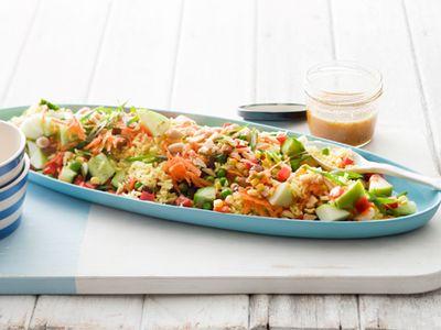 Curry Rice Salad Recipe