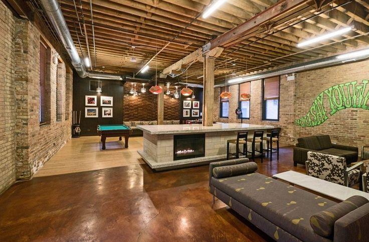 Best 25 Converted Warehouse Ideas On Pinterest