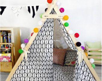 Baby Tent Pautinka by MASHUSHARU on Etsy