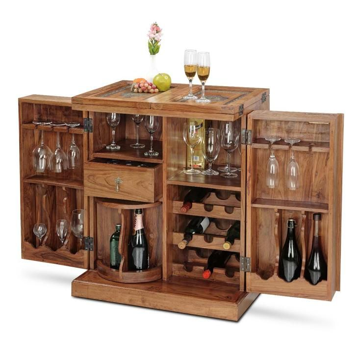 Bar Cabinet to fulfill all your spirit needs!