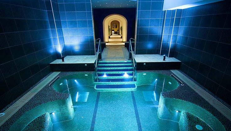 Spa at Kilronan Castle