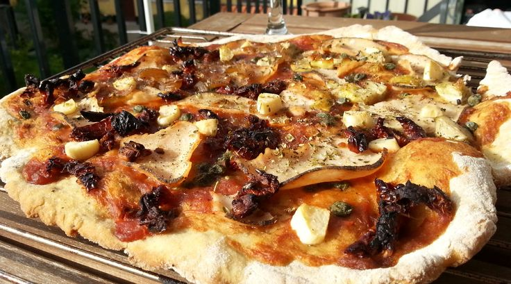 Inspiration til glutenfri pizza :)